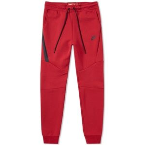 Nike tech fleece joggers Red sizes S-XXL available